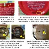 Las Dos Fechas de Caducidad de los Productos Oriflame