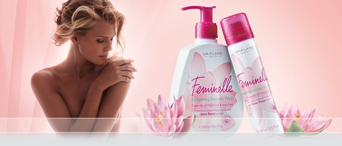 Feminelle by Oriflame