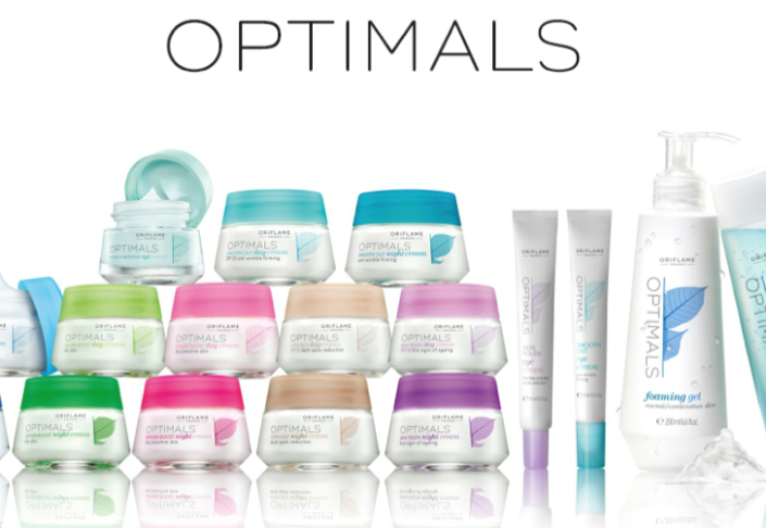 Nueva Linea Optimals by Oriflame