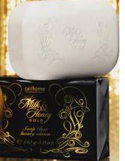 Jabón Milk & Honey Gold
