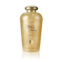 Crema de Baño Milk & Honey Gold