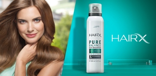 Dry Shampoo Hair X Pure