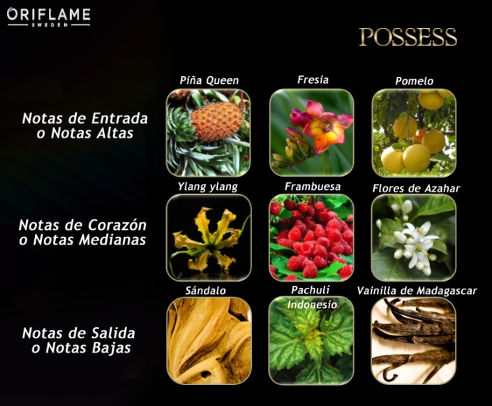 Possess EDP by Oriflame