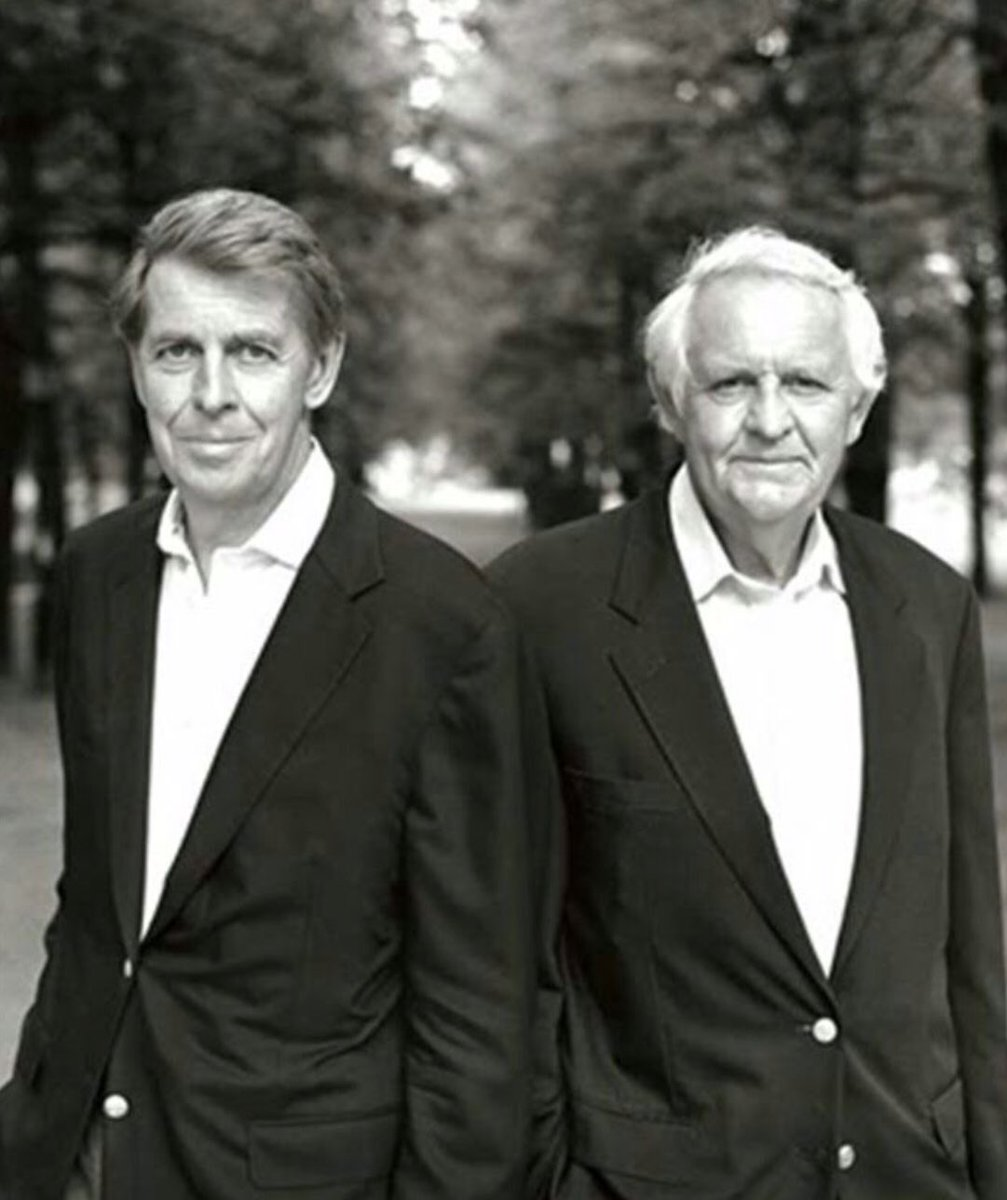 Jonas & Robert Af Jochnick - Fundadores de Oriflame