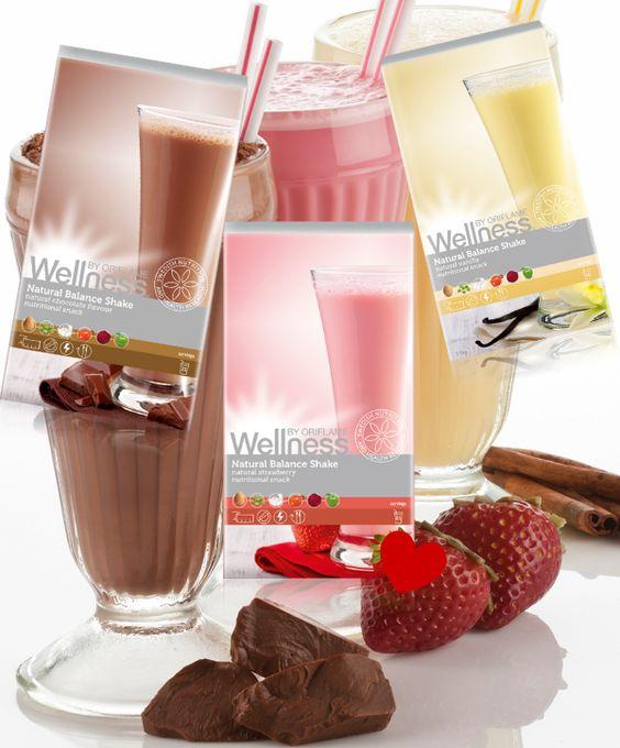 Batidos Natural Balance Wellness by Oriflame
