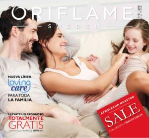 Catálogo 01-2018 Oriflame Perú
