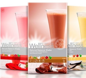 Wellness by Oriflame - Nutrición