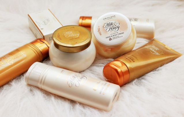 Oriflame Milk & Honey Gold