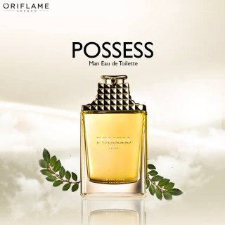 Possess Man by Oriflame - EDT Para Ellos