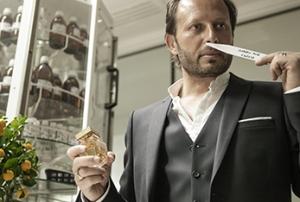 Fabrice Pellegrin, perfumista creador