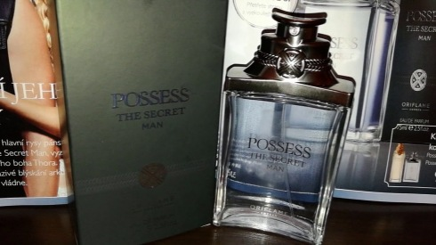Possess The Secret Man by Oriflame
