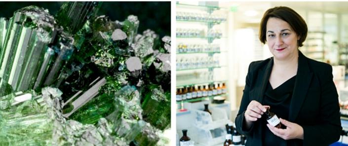 Sophie Labbe, perfumista creadora