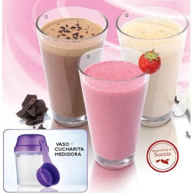 Vaso Mezclador Wellness by Oriflame