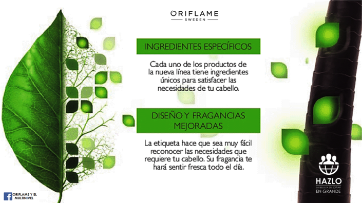 ORIFLAME HAIR X ADVANCE CARE - FITONUTRIENTES