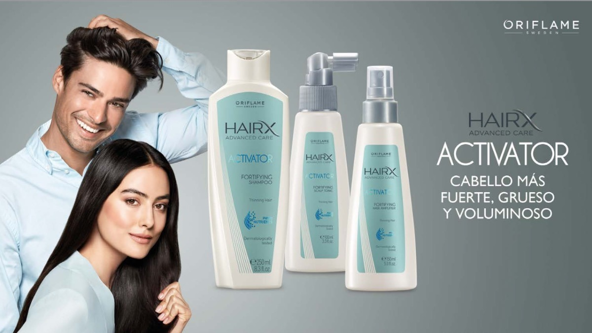 Activator Hair X Advanced Care