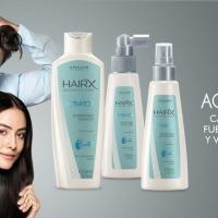 Activator Hair X Advanced Care - Para cabello delgado - Obtenga cabello mas fuerte, grueso y voluminoso