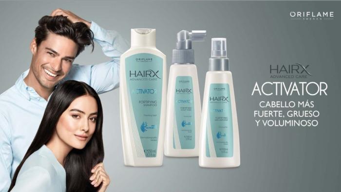 Activator Hair X Advanced Care