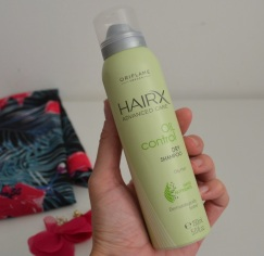 SHAMPOO EN SECO CABELLO GRASO HAIR X ADVANCED CARE