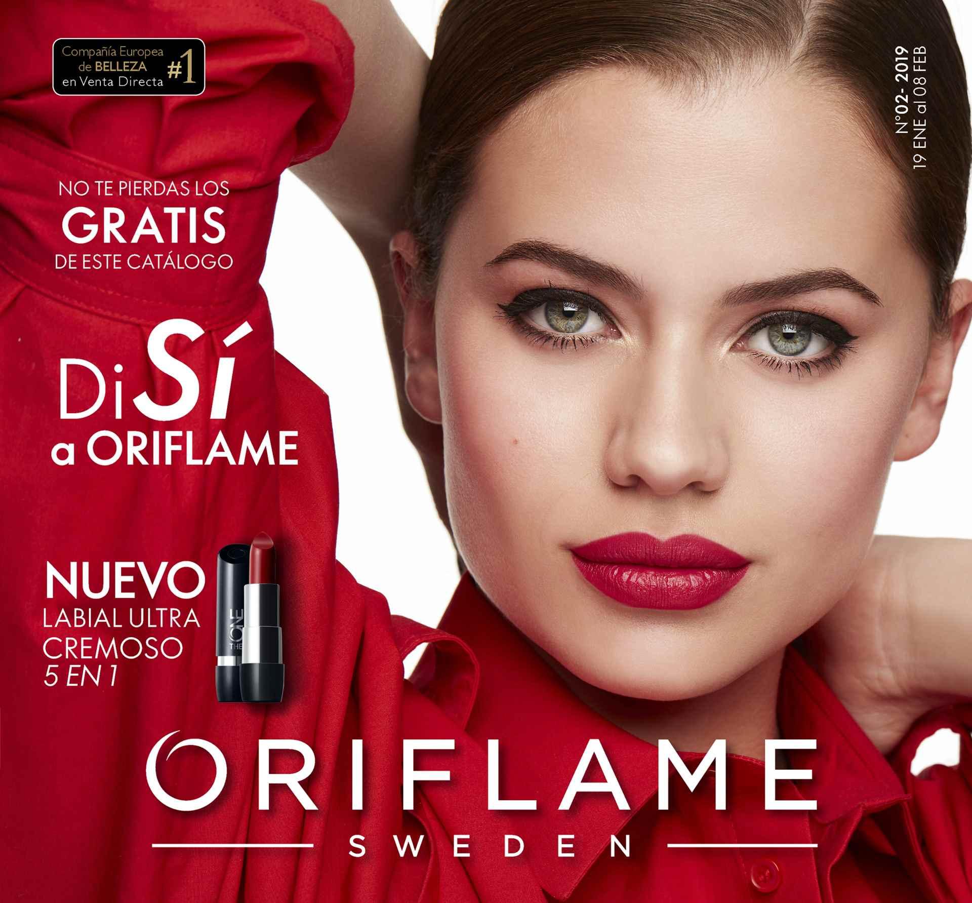 C2-2019 Oriflame Perú